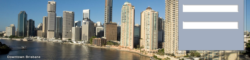 Downtown Brisbane