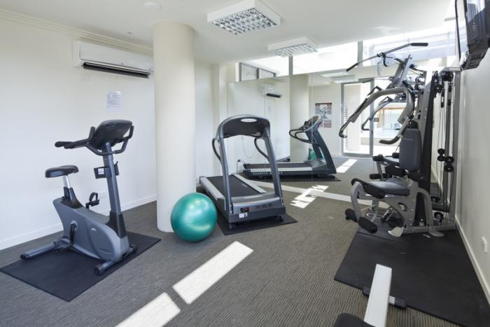 Sudima Suites Brisbane Gym