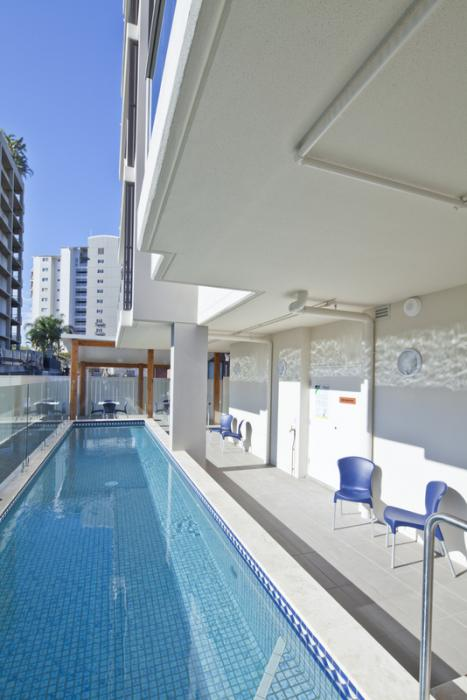 Sudima Suites Brisbane Pool