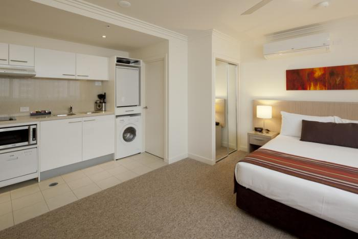 Sudima Suites Brisbane Studio