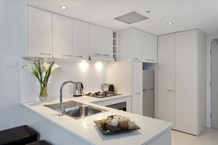Midtown Apartments Brisbane One Bedroom Apartment