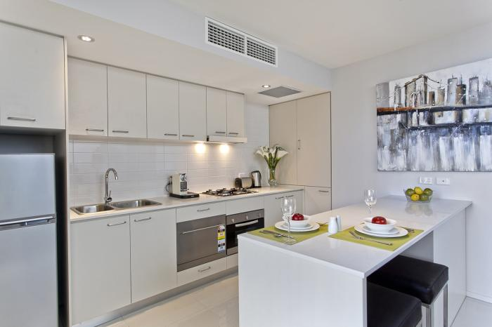 Midtown Apartments Brisbane Two Bedroom Apartment