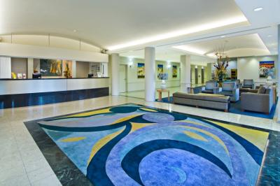 Central Dockside Apartments Reception